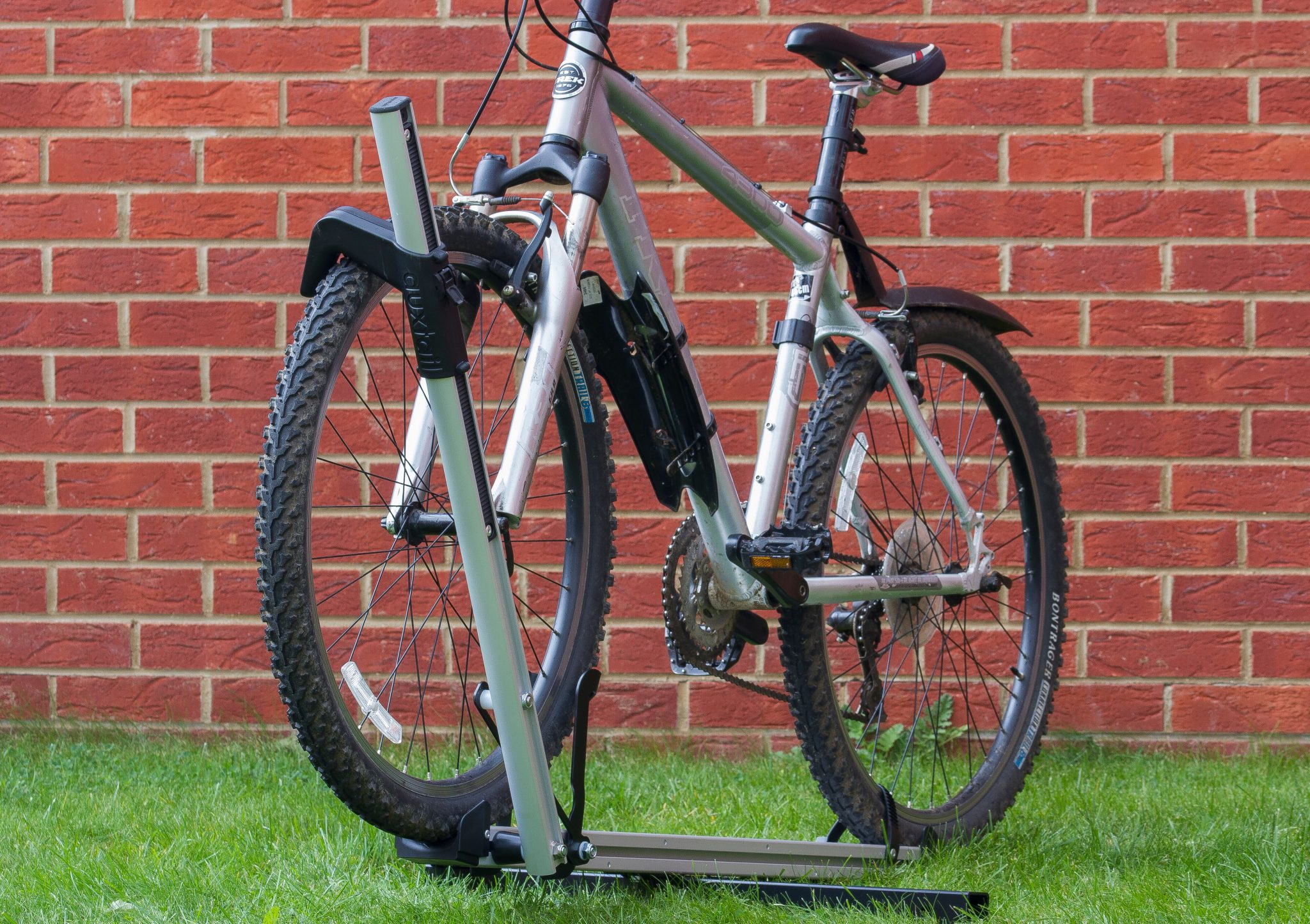 Carbon Frames And Clamp Type Bike Carriers Definitely A